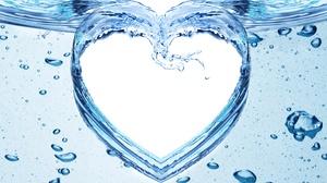 Bubble Water 5160x2994 wallpaper