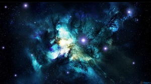 Sci Fi Galaxy 1920x1080 Wallpaper