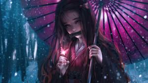 Illustration Artwork Digital Art Fan Art Drawing Fantasy Art Fantasy Girl Nixeu Anime Anime Girls Ka 6344x3480 Wallpaper