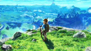 The Legend Of Zelda Breath Of The Wild 3840x2160 Wallpaper