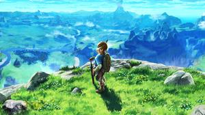 The Legend Of Zelda Breath Of The Wild 3840x2160 wallpaper
