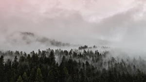 Earth Fog 3840x2400 Wallpaper