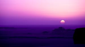 Africa Algeria Desert Dune Purple Sahara Sand Sky Sunrise Tassili N 039 Ajjer 5616x3744 Wallpaper