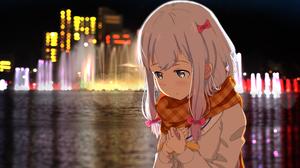 Sagiri Izumi 4096x2304 Wallpaper