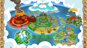 Video Game Mario 1800x1200 Wallpaper