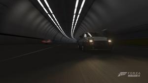 Forza Car BMW Toyota Jaguar Car City Night Tunnel Sparks Forza Horizon 4 1920x1080 wallpaper