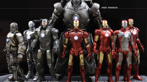 Figurine Toy Iron Monger War Machine 2560x1707 wallpaper