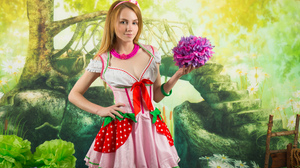 Skinny Cosplay Dress Slim Body 5760x3840 Wallpaper