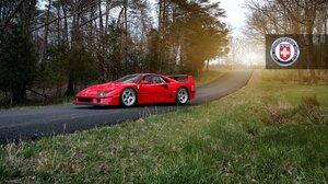 Ferrari F40 Ferrari Supercar 1600x910 Wallpaper