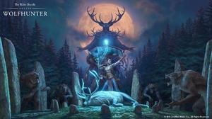 The Elder Scrolls Online The Elder Scrolls Online Wolfhunter RPG Video Games 2018 Year PC Gaming 1920x1080 Wallpaper