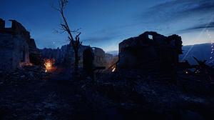 Battlefield 1 Destruction Town 2560x1440 Wallpaper