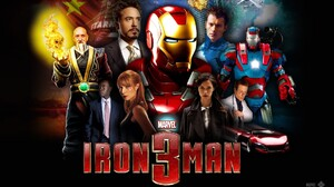 Movie Iron Man 3 1920x1200 Wallpaper