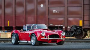 Car Excalibur Cobra Red Car Sport Car 2048x1152 Wallpaper
