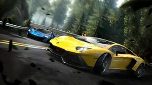 Lamborghini Aventador Mclaren P1 Need For Speed Need For Speed Edge 8000x4500 Wallpaper