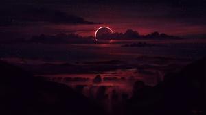 Cloud Sky Sunset 3840x2160 Wallpaper