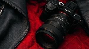 Lens Sony A7r 3 2047x1365 wallpaper