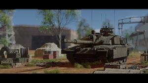 Challenger 2 Tank War 7680x4320 Wallpaper