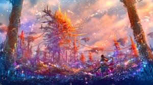 Anime Original 2200x1238 Wallpaper