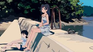 Anime Original 2734x1080 Wallpaper