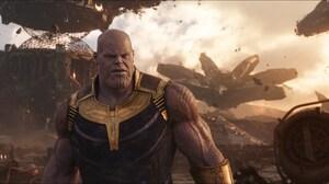 Thanos Josh Brolin 2048x1080 Wallpaper