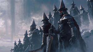 Fantasy Art Artwork Video Game Art Abyss Watchers Dark Souls Dark Souls Iii Undead Legion 1920x1239 Wallpaper