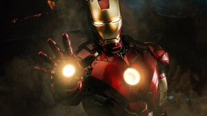 Figurine Iron Man 4670x3203 wallpaper