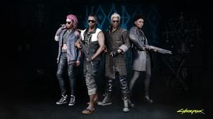 Cyberpunk 2077 3840x2160 wallpaper