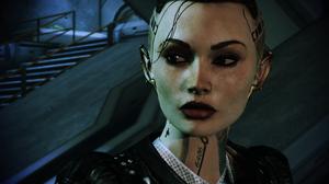 Jack Mass Effect 1920x1080 Wallpaper