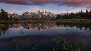 Lake Mountain Sky 2000x1335 wallpaper