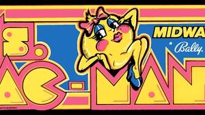 Video Game Ms Pac Man 8100x2802 wallpaper