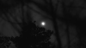 Sky Moon Low Saturation Creepy 5698x3205 Wallpaper