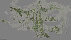 City Fantasy Planet Sci Fi 1920x1080 Wallpaper