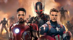 Avengers Age Of Ultron Iron Man Captain America Ultron Movies Tony Stark Chris Evans Robert Downey J 1920x1080 Wallpaper