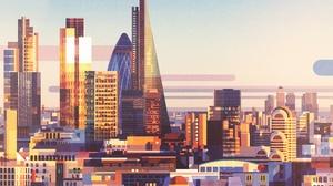 England City Building Architecture Artistic 2000x1280 wallpaper