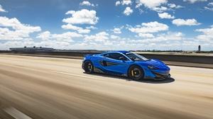 Blue Car Car Mclaren Mclaren 600lt Sport Car Supercar 2048x1365 wallpaper