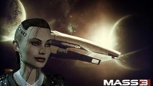 Jack Mass Effect 1920x1200 Wallpaper