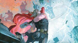 Comics Thor 1920x1080 Wallpaper