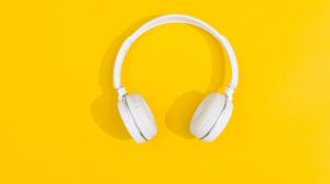 Music Headphones 3864x2576 wallpaper