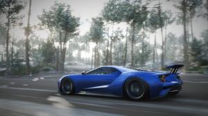Forza Forza Horizon 4 Forza Horizon Car Racing Cinematic Supercars Hypercar Koenigsegg Ferrari Pagan 3840x2160 Wallpaper