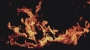 Bonfire Flame 3840x2400 Wallpaper