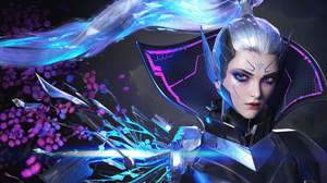 League Of Legends Vayne 3840x2367 wallpaper