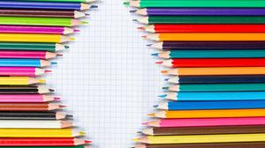 Colors Pencil 5760x3840 wallpaper