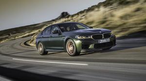 Bmw Bmw M5 Car Luxury Car 3840x2160 Wallpaper