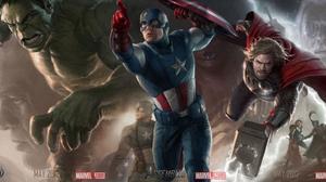 Avengers Black Widow Captain America Comic Hawkeye Hulk Iron Man Marvel Comics Nick Fury Poster Supe 2560x564 Wallpaper
