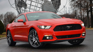 Car Coupe Ford Mustang Muscle Car Red Car 1920x1080 Wallpaper