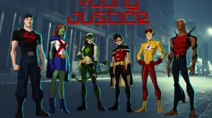 Aqualad Dc Comics Arrowette Dc Comics Artemis Crock Boy Conner Kent Dick Grayson Girl Kaldur 039 Ahm 3328x2056 Wallpaper