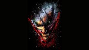 Comics Joker 1920x1080 wallpaper