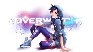 Overwatch Tracer Overwatch 1920x1080 wallpaper