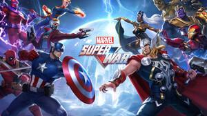 Captain America Captain Marvel Carol Danvers Deadpool Groot Iron Man Logo Magneto Marvel Comics Marv 1973x1396 Wallpaper