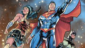 Batman Dc Comics Justice League Superman Wonder Woman 1920x1080 Wallpaper